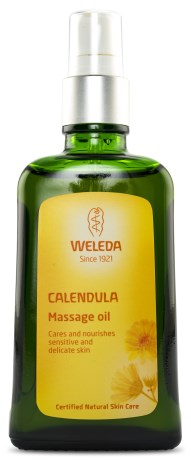 Weleda Calendula Massage Oil - Weleda
