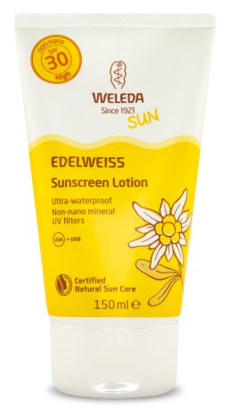 Weleda Sunscreen Lotion SPF 30 - Weleda