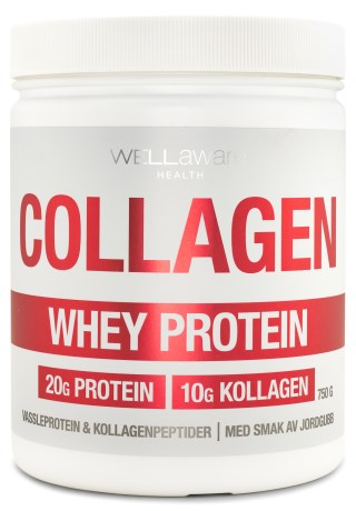 WellAware Collagen Whey - Wellaware