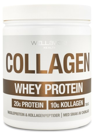 WellAware Collagen Whey, Livsmedel - Wellaware