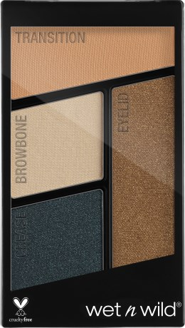 Wet n Wild Color Icon Eyeshadow Quad, Smink - Wet n Wild