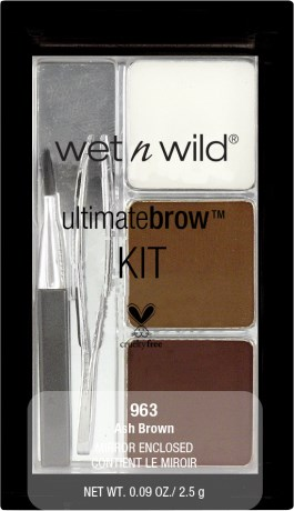 Wet n Wild Color Icon Brow Kit, Smink - Wet n Wild