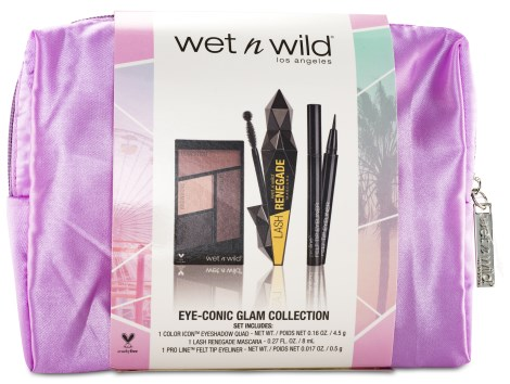 Wet n Wild Eye-conic Glam Collection, Smink -