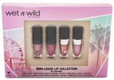 Wet n Wild Liquid Catsuit Lip Color Collection