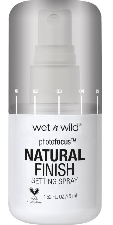 Wet n Wild Photo Focus Setting Spray, Smink - Wet n Wild