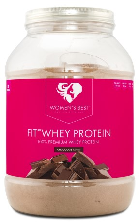 Womens Best Fit Whey Protein, Livsmedel - Womens Best