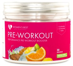 Womens Best Pre Workout Booster