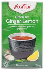 Yogi Tea Green Tea Ginger Lemon