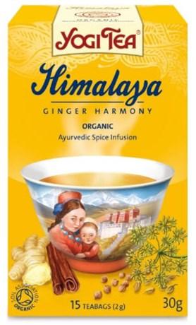 Yogi Tea Himalaya, Livsmedel - Yogi
