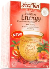 Yogi Tea Positive Energy