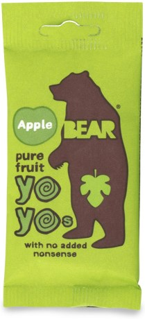 Bear Yoyos Pure Fruit - Bear