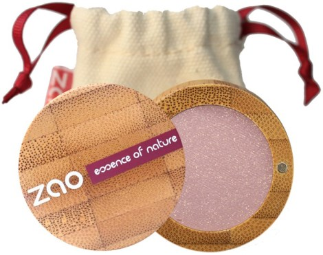 Zao Pearly Eye Shadow, Smink - Zao Organic Makeup
