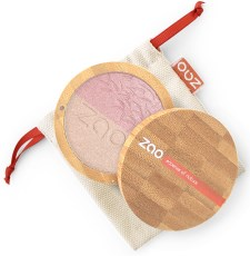 Zao Shine Up Duo Pink & Gold Highlighter