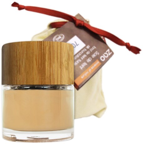 Zao Silk Foundation, Smink - Zao Organic Makeup