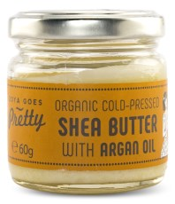 Zoya Shea Butter & Argan Oil