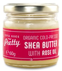Zoya Shea Butter & Rose Oil