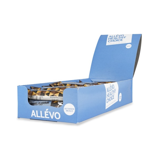 Allevo Healthy Choice Bar - Kort Datum
