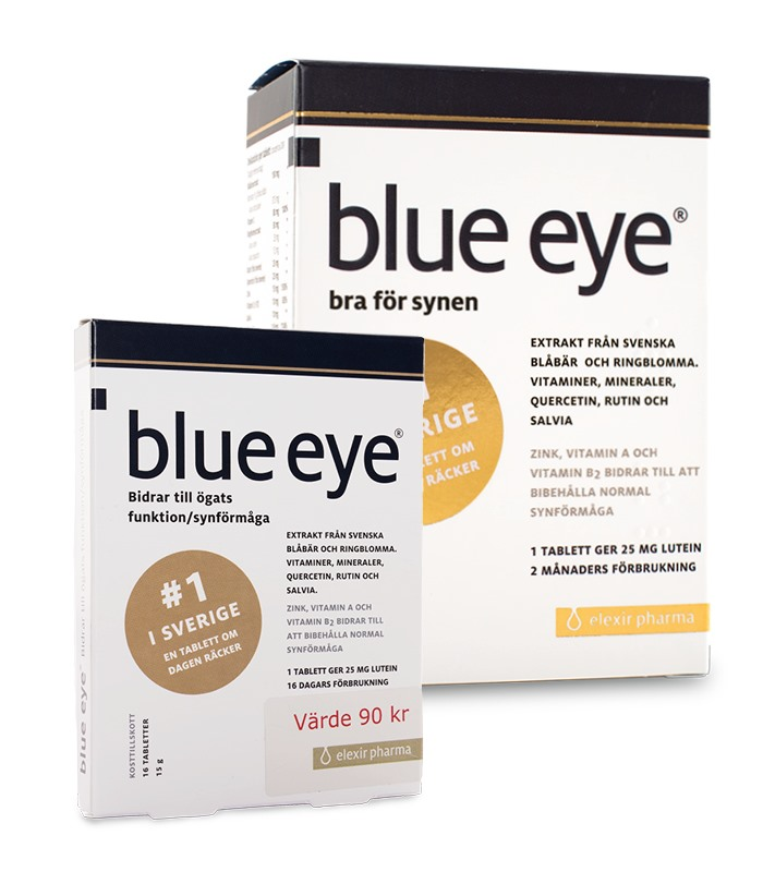 Elexir Pharma Blue Eye,  - Elexir Pharma