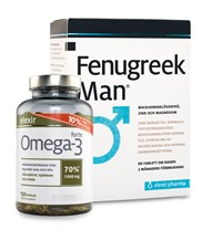 Elexir Pharma Fenugreek Man