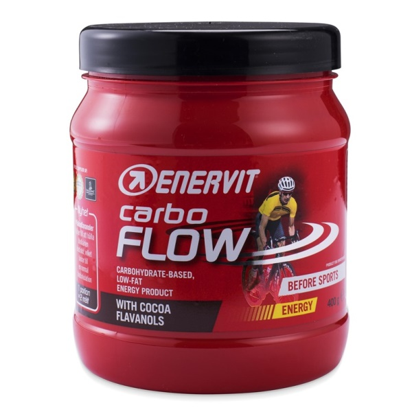 Enervit Carbo Flow - Kort datum