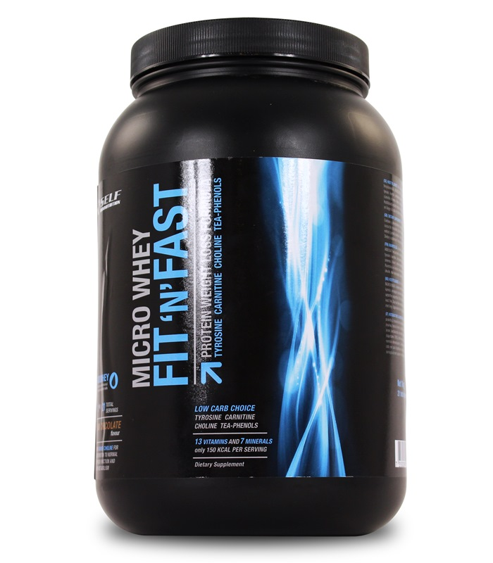 Micro Whey Fit and Fast - Self Omninutrition