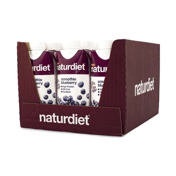 Naturdiet Smoothie - Kort Datum