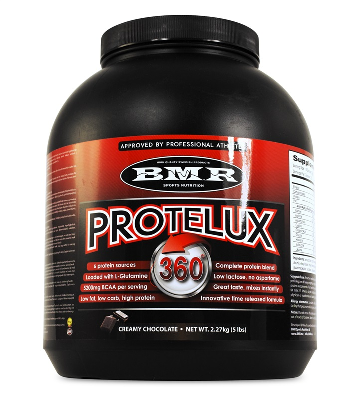 Protelux 360 - BMR Sports Nutrition