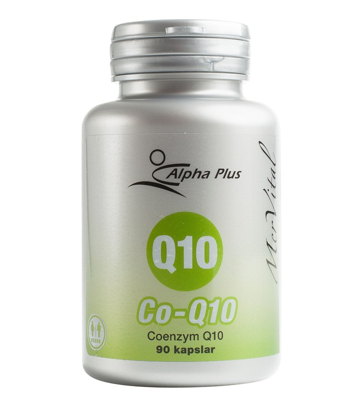 Q10 MerVital - Alpha Plus