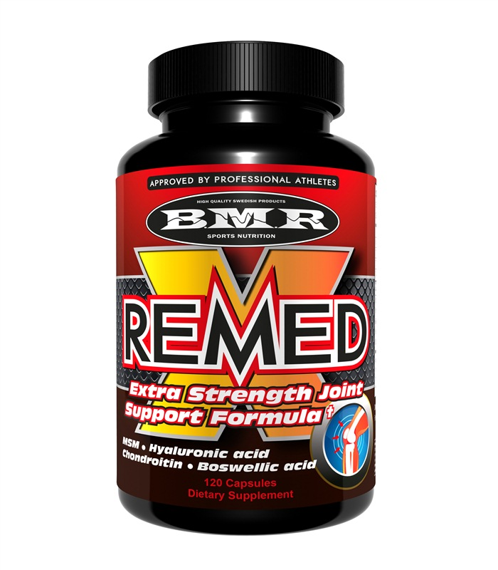 Remed-X - BMR Sports Nutrition