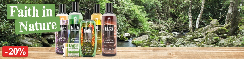 Faith in Nature -20%