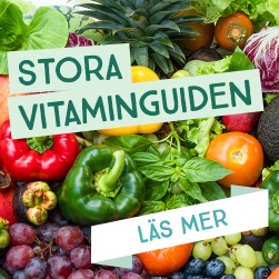 Stora vitaminguiden!