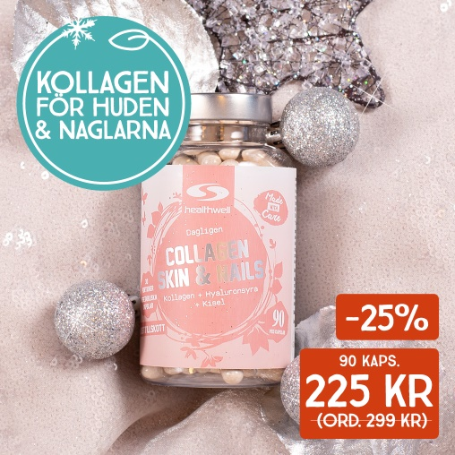 Collagen Skin & Nails 225 kr