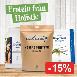 Holistic protein -15%