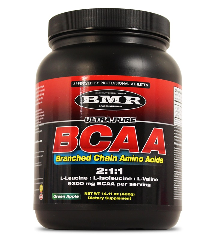 Ultra Pure BCAA - BMR Sports Nutrition